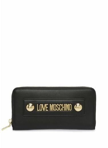 Love Moschino Cüzdan Siyah